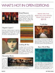 Art World News-Best Selling Prints